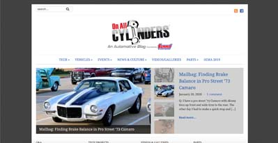 the 50 best auto blogs